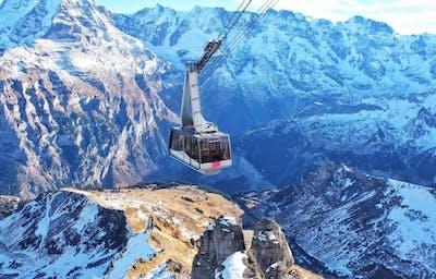 Svizzera Schilthornbahn