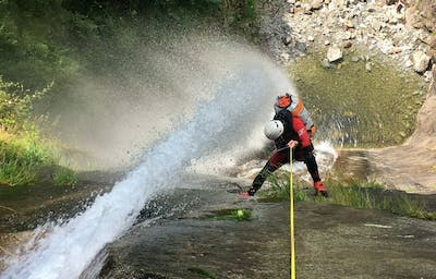 Ticino Canyoning in the Iragna Valley