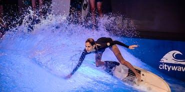 Recreational facility OANA Surf urban Indoor