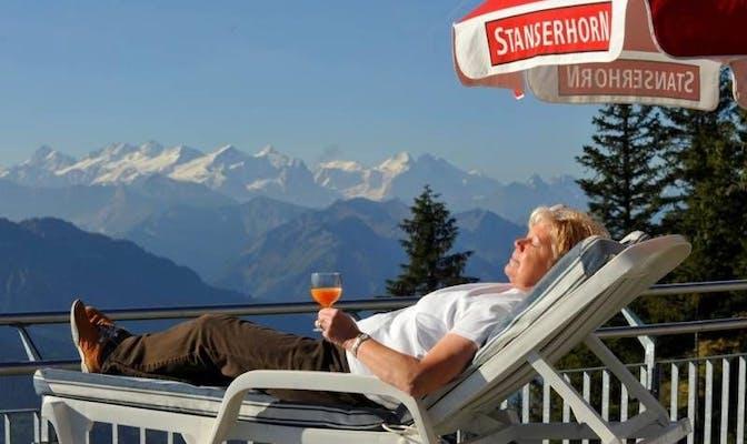 Stanserhorn, la montagne paresseuse