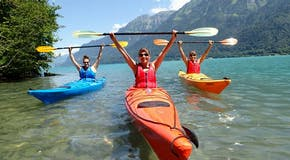 Gruppo Kayak del Lago di Brienz
