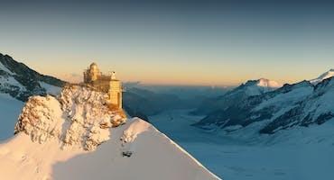 Sphinx de la Jungfraujoch
