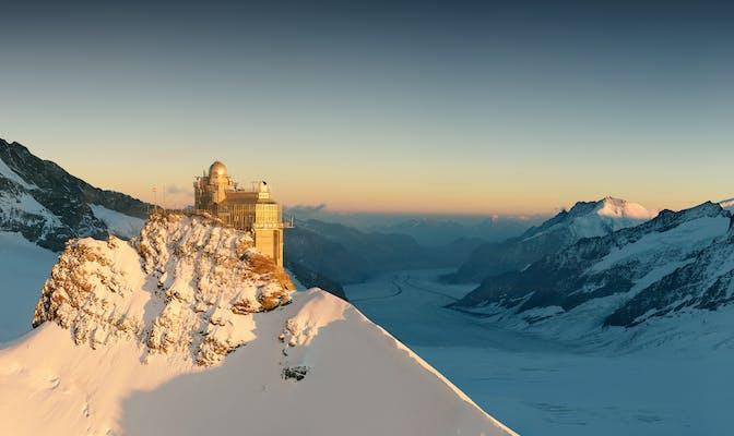 Jungfraujoch Sphinx