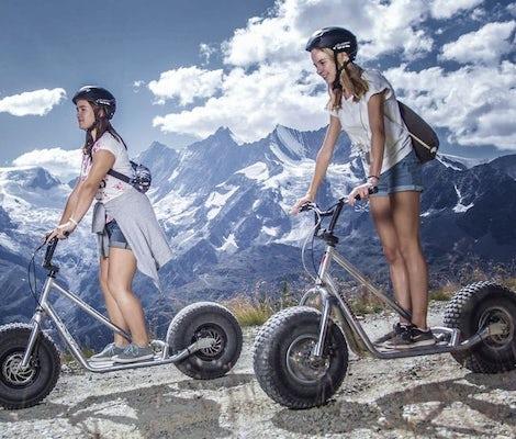 Giro in scooter Hohsaas