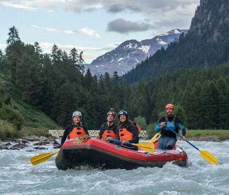 Engadin River Rafting