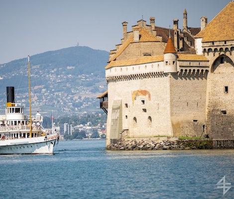 Riviera Tour Lake Geneva Chateau Chillon