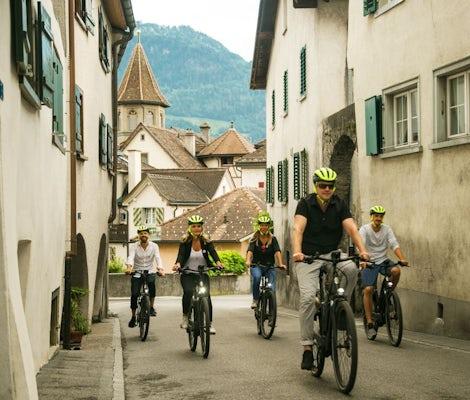 E-bike Winetour