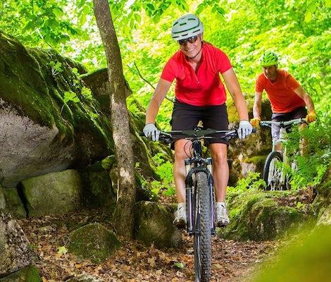 Tour en vélo tout terrain à Interlaken