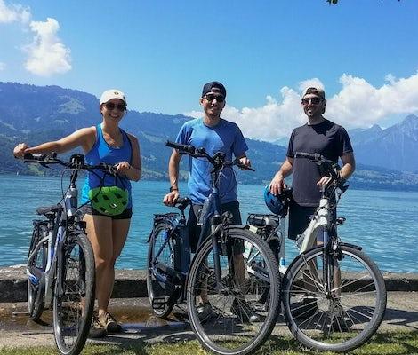 Tour en E-Bike à Interlaken