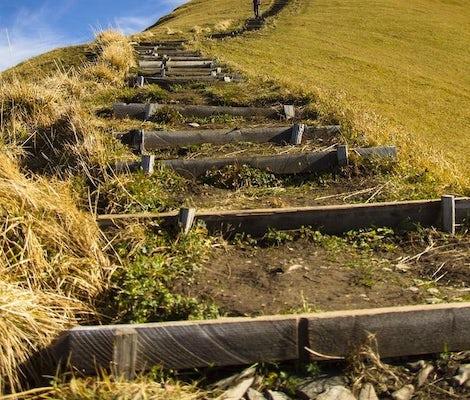 Sentiero escursionistico Klingenstock