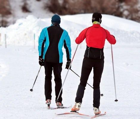 Noleggio sci di fondo Engelberg