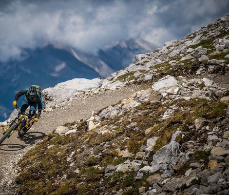 Mountainbike Engadin