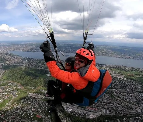 Paragliding Zürich