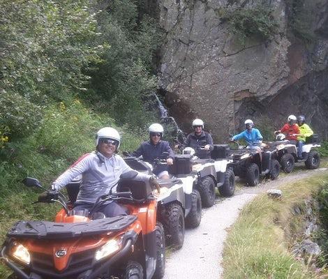 Quad bike Ticino