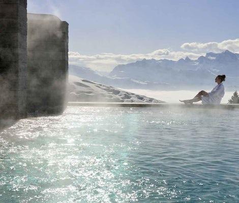 Rigi Kaltbad Spa and Wellness