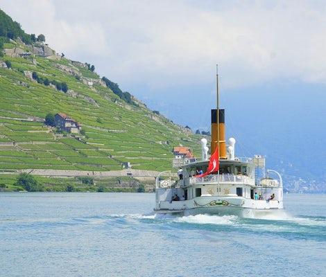 Lake Geneva Tour Lausanne Lavaux Chateau Chillon