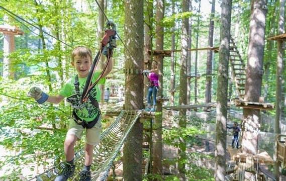 Parchi avventura | Regione di Berna