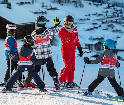 Ski lessons Grindelwald weekend