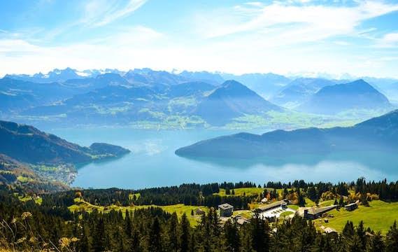 Lucerne - Lake Lucerne region