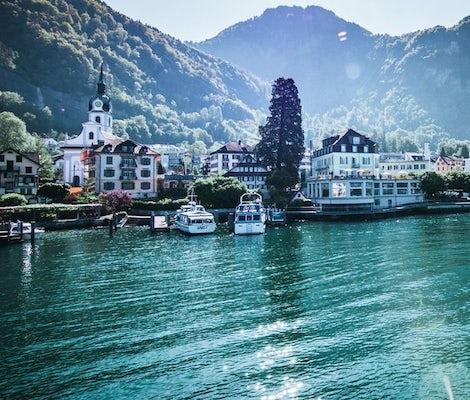 Lake Lucerne Navigation