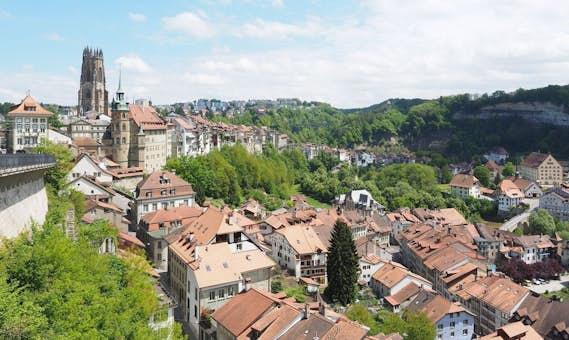 Region Fribourg