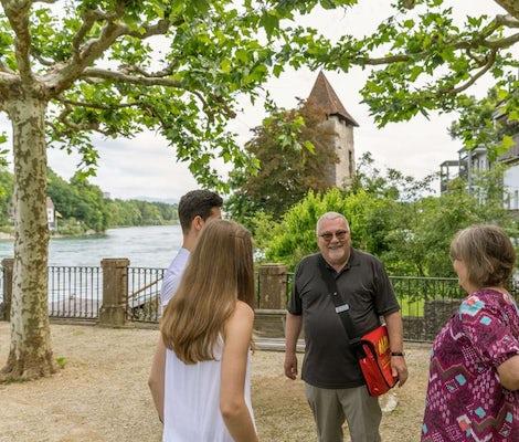 Visita guidata alla Torre dei Coltelli di Rheinfelden