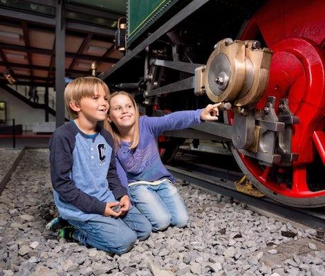 Musée des enfants de Transport Lucerne