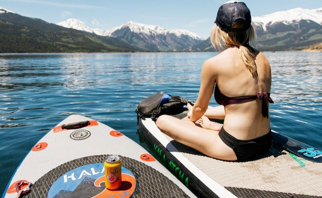 Stand Up Paddle Tour Interlaken | Schnupperkurs | Thunersee