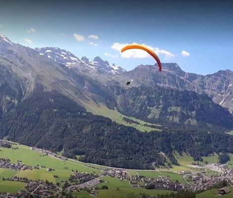 Uri Alps Paragliding