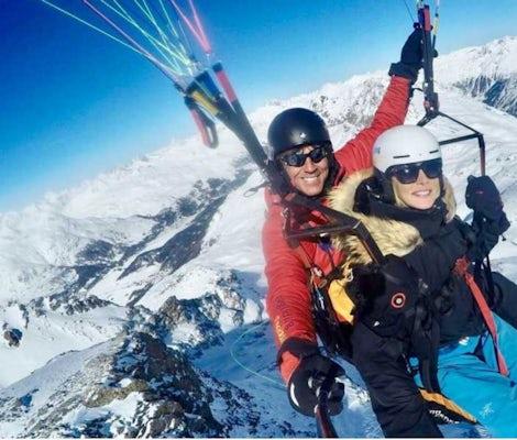 Paragliding Engadine