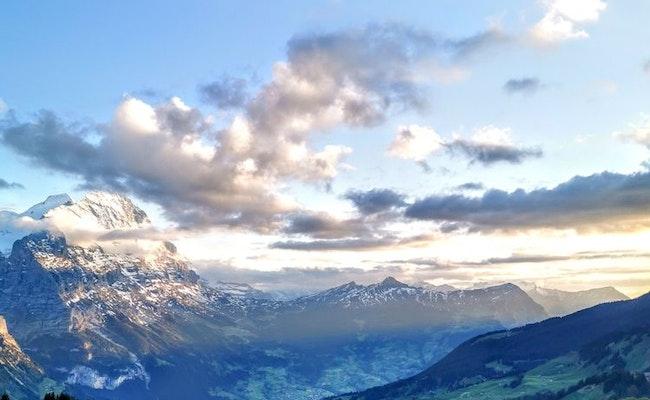 Grindelwald E-Bike Tages-Tour   Eiger, Mönch und Jungfrau