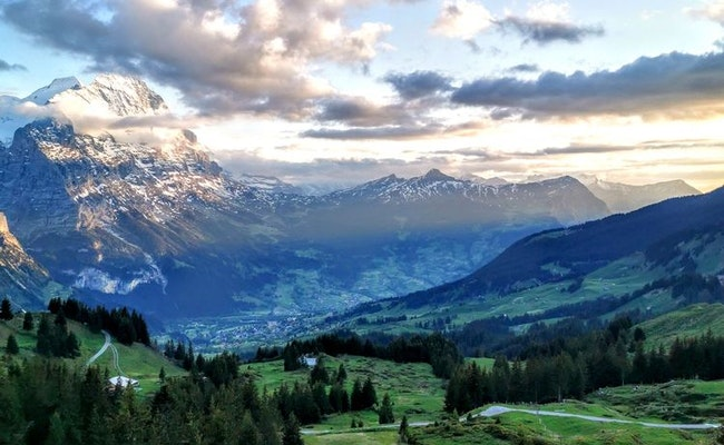 E-Bike Tour Grindelwald | Privater Guide