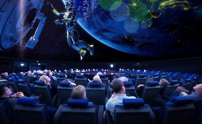 Ticket für das Planetarium   Museumsbesuch im Verkehrshaus der Schweiz