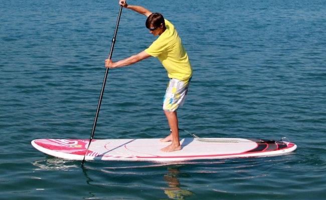 Stand Up Paddle Tour Interlaken | Kurs für Fortgeschrittene | Thunersee