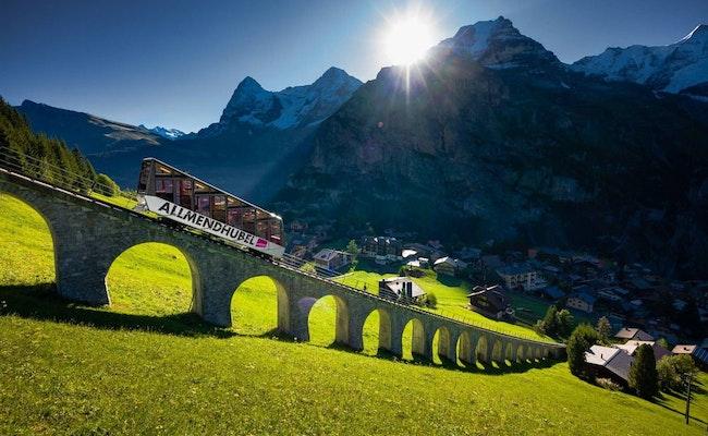 Stechelberg - Allmendhubel retour | Schilthornbahn