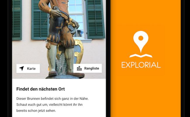 Rätsel Abenteuer für Gruppen in der Altstadt von St.Gallen   Explorial