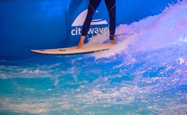 Indoor Surfen: Basic Intense Kurs Kleingruppen | Oana-Citywave Ebikon