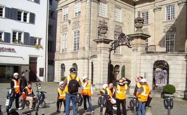 Segway Tour Zürich | Entdecke die Stadt an der Limmat