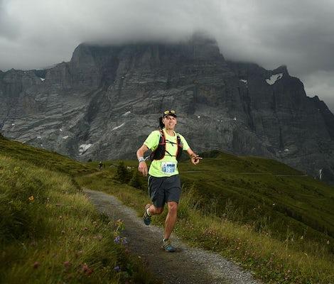 Trailrunning Grindelwald Remo
