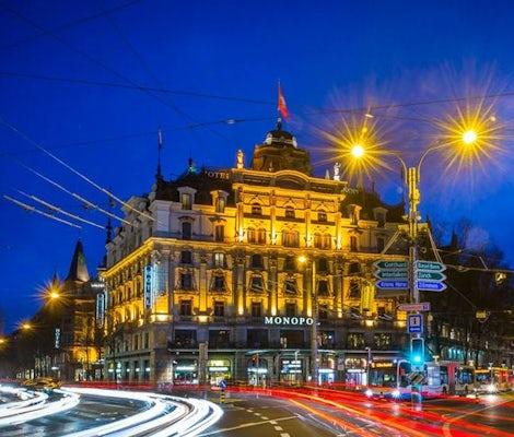 Fotokurs Abend Luzern