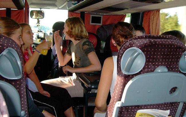 Bus-Ausflug