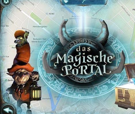 Escape Game das magische Portal