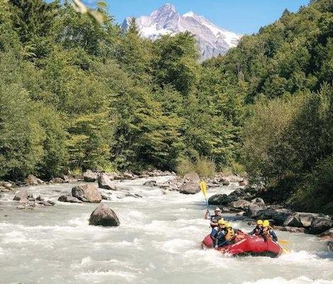Rafting sul fiume Lütschine