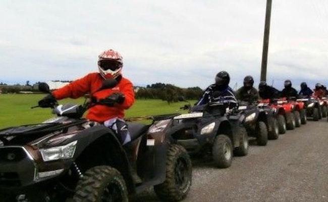 Quicky Quad-Tour ab Arbon | Die Schnuppertour für Anfänger