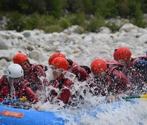 Rafting Saane Gstaad