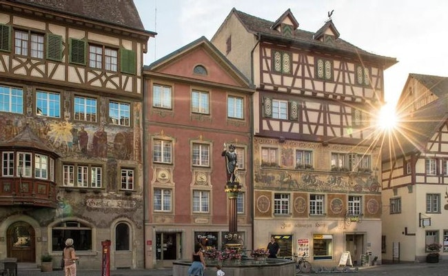 Interaktive Schnitzeljagd Stein am Rhein | Rätselspiel mit Handy
