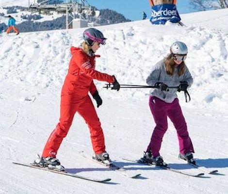 Cours de ski privés Grindelwald Débutants