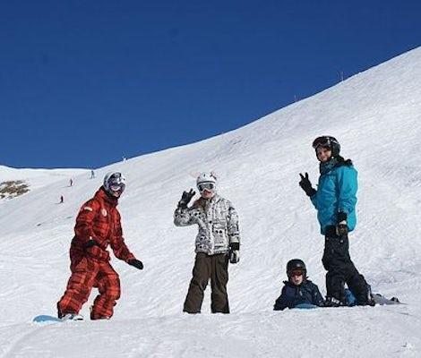 Cours de snowboard Grindelwald