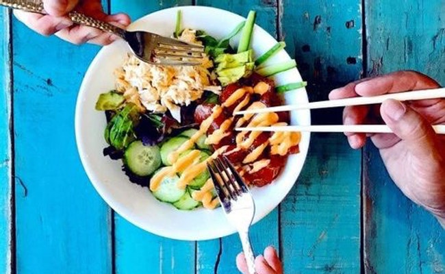Kochkurs Asiatisch   Gruppenkurs mit einheimischen Zutaten in Buchs