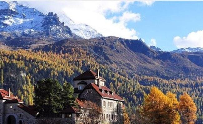 Tageswanderung in St. Moritz | mit Ihrem persönlichen Reiseleiter